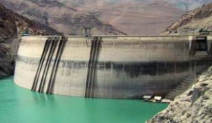 حجم آب سدهاي كشور 3 درصد كاهش يافت